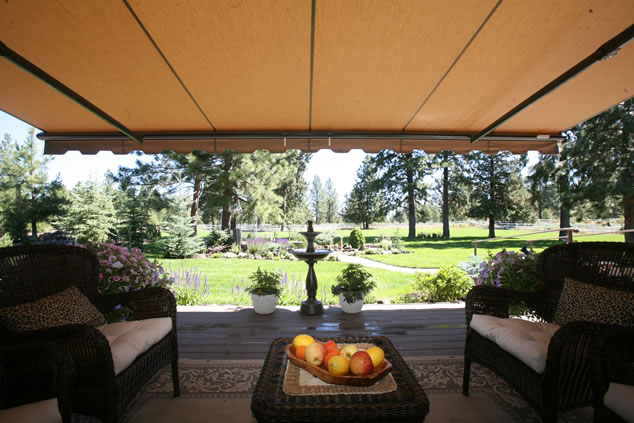 Fresh Ideas for Outdoor Entertaining | Queen City Awning