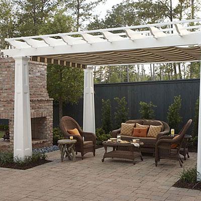 pergola canopy plans