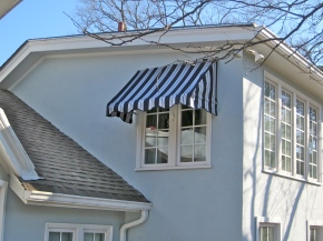 Control energy cost with a Queen City Awning.